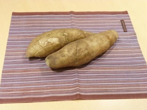 珍しいお野菜頂きました☆