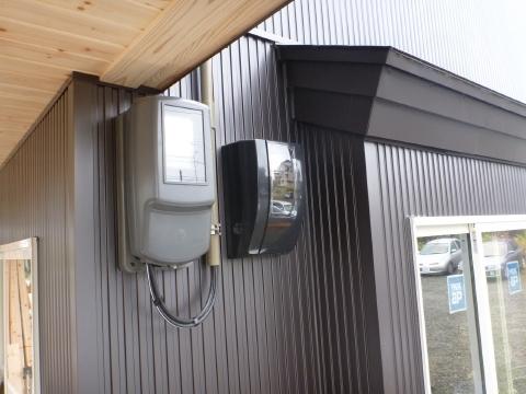 十日町市N様邸太陽光発電設備