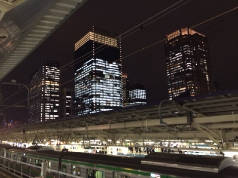 東京駅より