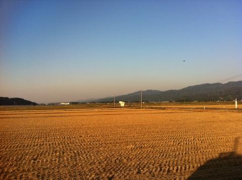 小千谷秋の風景