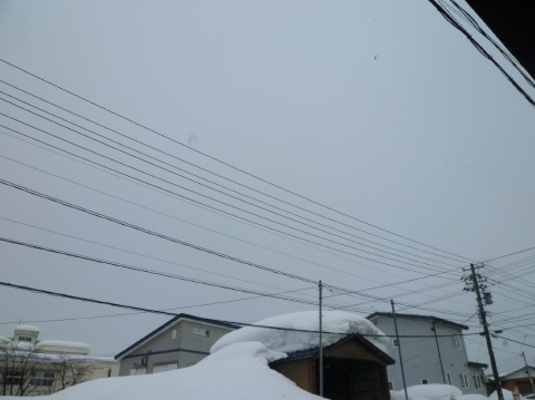 2012.2.16の空模様