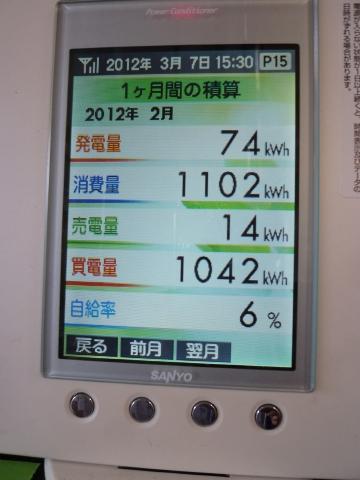 H24.2 たかでん太陽光発電設備